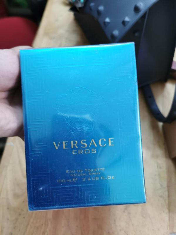 Versace Eros for Men