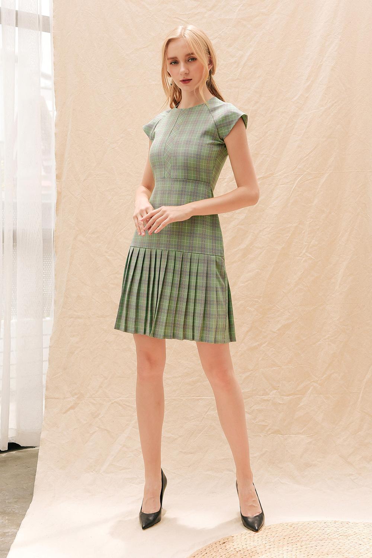Đầm Ôm Xếp Ly - Lilya 02DRE2307 Giá Quá Ưu Đãi
