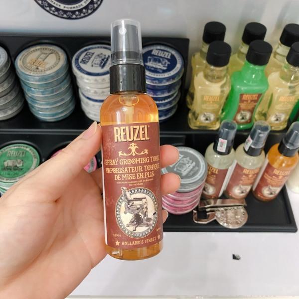 Xịt dưỡng tạo độ phồng tự nhiên REUZEL Spray Grooming Tonic 100ml giá rẻ