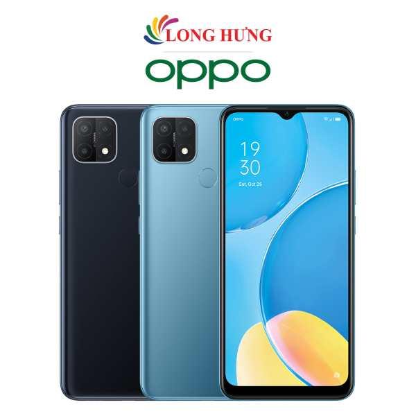 [Trả góp 0%] Điện thoại Oppo A15s (4GB/64GB) - Hàng chính hãng - Màn hình 6.52inch HD+ bộ 3 Camera sau Pin 4230mAh