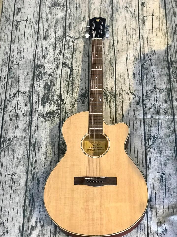 Guitar Acoustic Giá rẻ vô địch (Guitar Sao Việt)