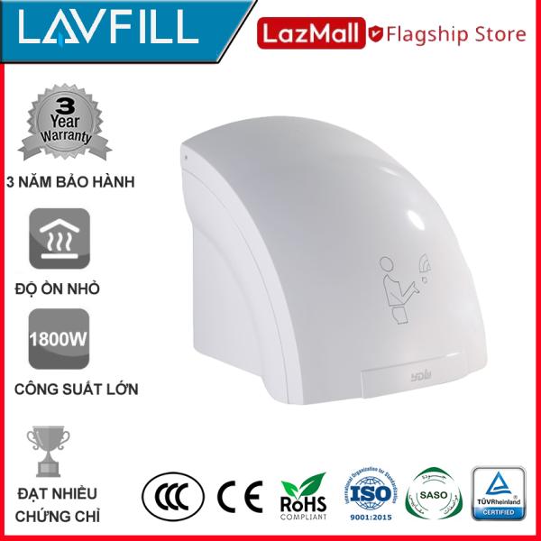 Máy sấy tay tự động cảm biến hồng ngoại LAVFILL LFHD-1E nhập khẩu