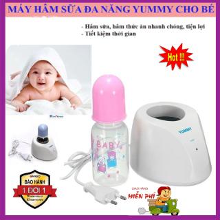 Máy Hâm Sữa Tiệt Trùng,Máy Hâm Sữa Con Cưng,Bình Đun Nước Giữ Nhiệt Pha Sữa làm nóng nhanh ,giữ nhiệt ổn định 35 c -40 c, k biến chất , đảm bảo sức khỏe cho bé thumbnail