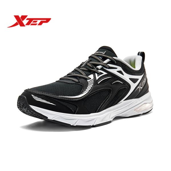 Xtep Giày Chạy Bộ Nữ Sneaker Nhẹ Thoáng Khí 981318110316