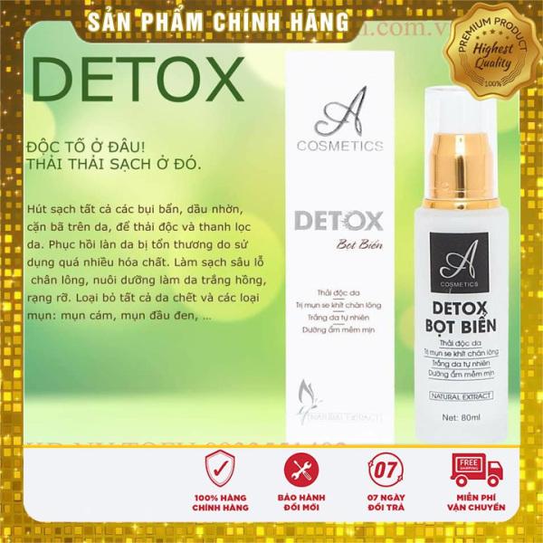 [Chính Hãng] detox bọt biển A cosmetics Phương Anh