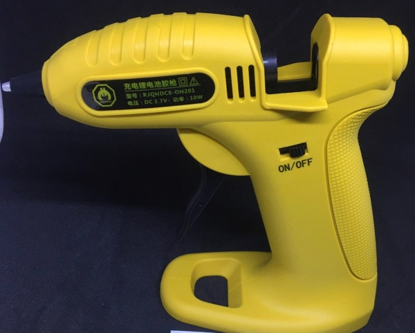 Súng bắn keo sử dụng pin tiểu không cần cắm điện (10W)