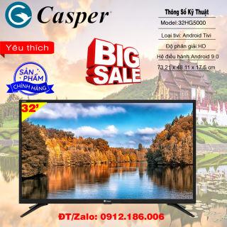 Android Tivi Casper 32 inch 32HG5000 - Hàng chính hãng