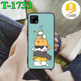 Ốp lưng Tcase dành cho Realme C25 in hình nhiều mẫu phần A thumbnail