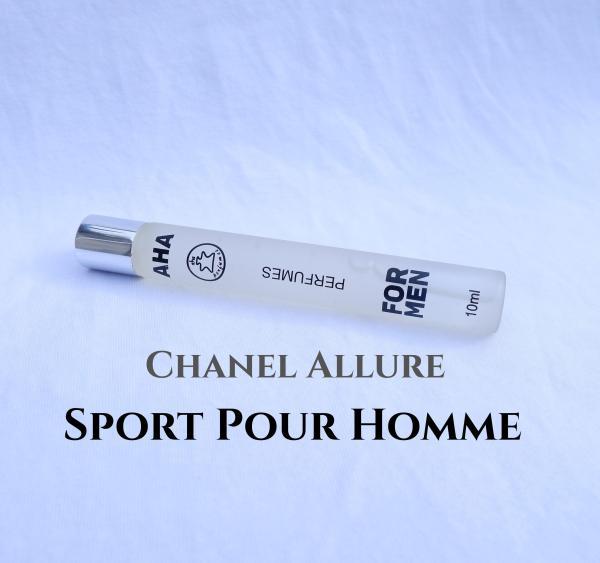 Nước hoa nam AHAPERFUMES AHA998 Allure Sport 10ml cao cấp
