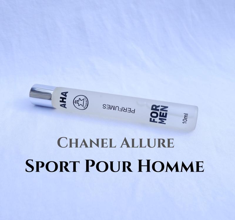 Nước hoa nam AHAPERFUMES AHA998 Allure Sport 10ml