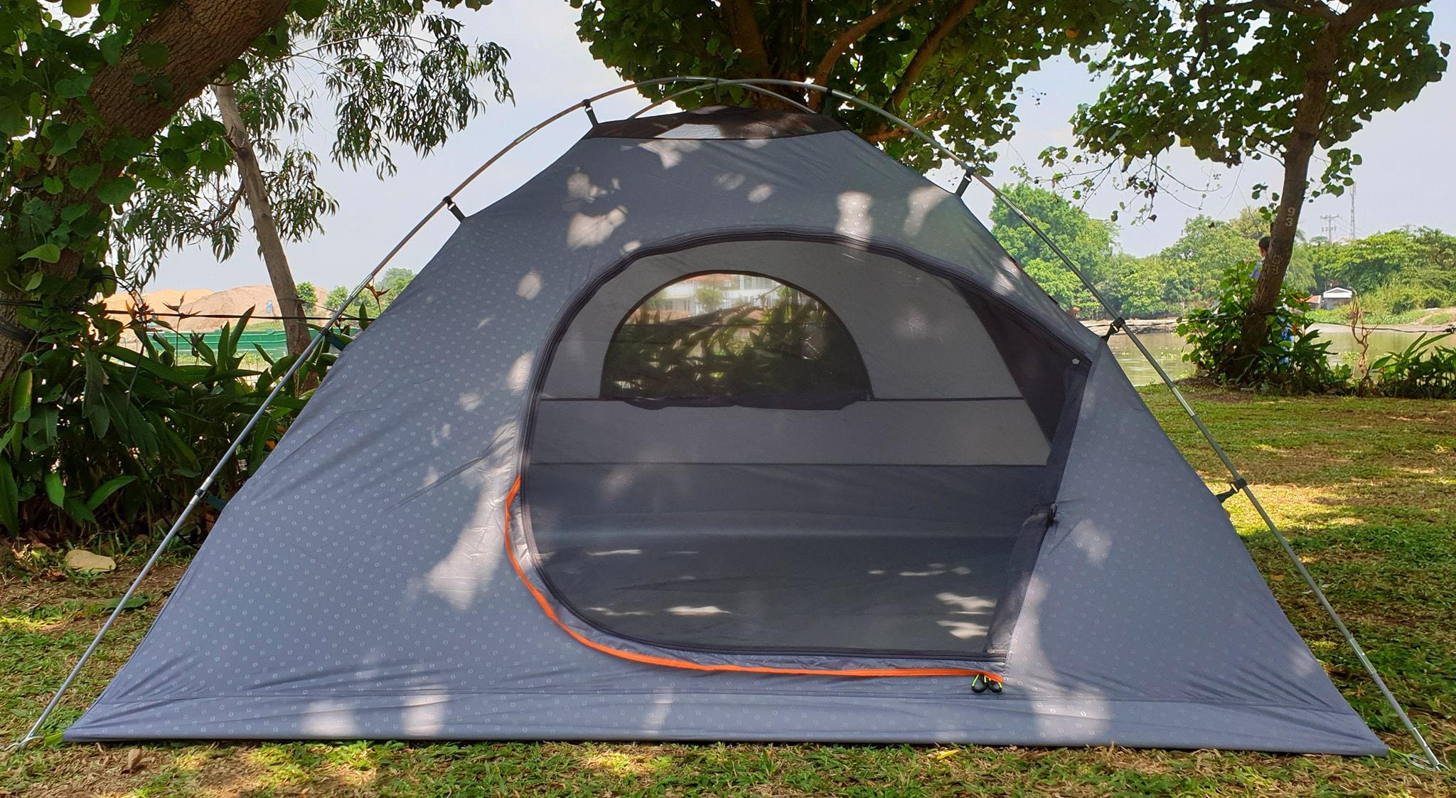 Lều Cắm Trại 6 Người EUREKA Tetragon 8