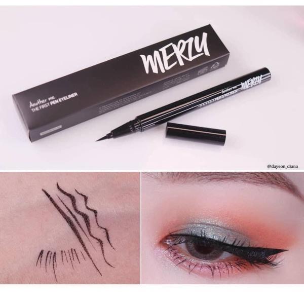 Bút Kẻ Mắt Nước Chống Trôi Merzy Another Me The First Pen Eyeliner giá rẻ