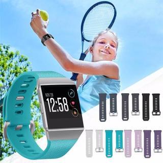 Dây cao su thay thế đồng hồ thông minh Fitbit Ionic thumbnail