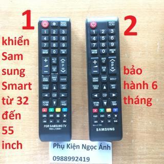 Điều khiển tivi smart Samsung loại ngắn dùng cho tivi samsung từ 32 inch đến 55 inch ,remote tivi samsung smart vào mạng