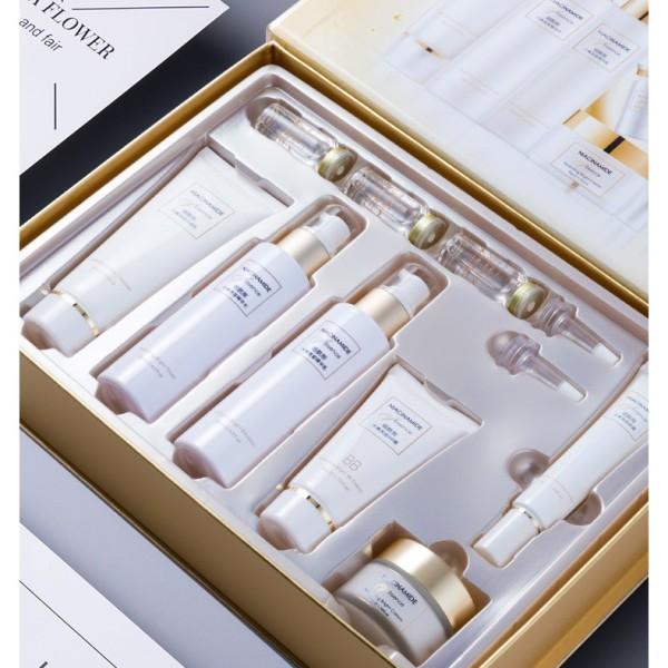 Bộ sản phẩm dưỡng da thương hiệu Nhật LizeeaA làm sáng da dưỡng ẩm giá rẻ