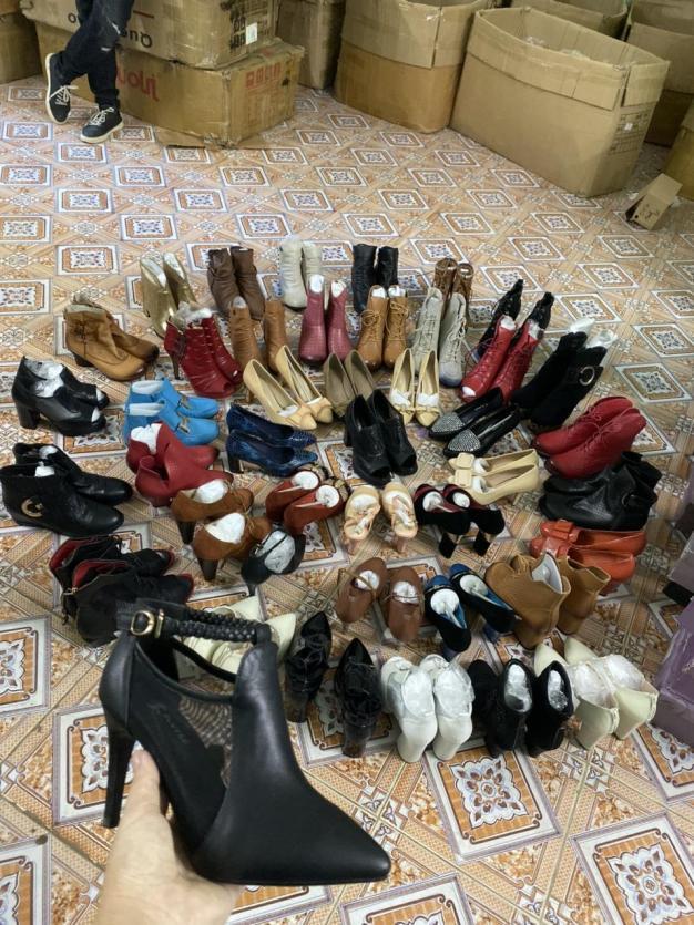 ⚡️THANH LÝ⚡️ Giày dép lẻ size, giày lỗi ít nam nữ (shop gửi ngẫu nhiên,không chọn mẫu) giá rẻ