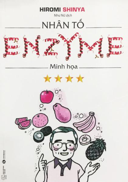 Sách Nhân Tố Enzyme - Minh Họa - Newshop