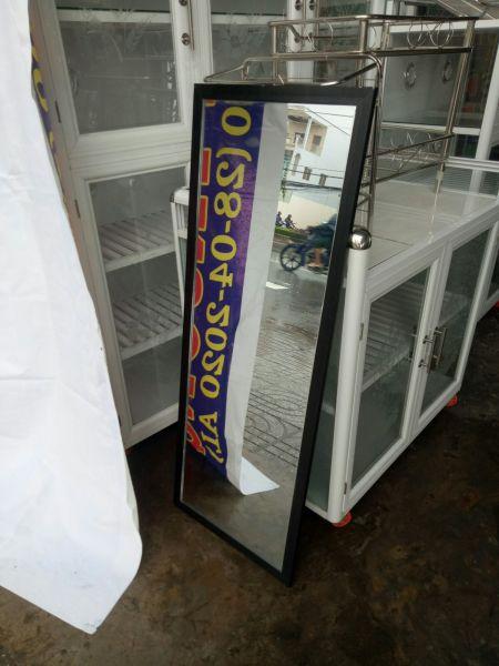 gương soi toàn thân 41x110 (màu đen)