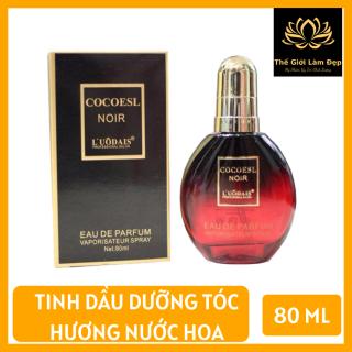 Tinh dầu dưỡng tóc Cocoesl Noir 80ml, Tinh dầu dưỡng tóc - Phục hồi tóc hư tổn do nhuộm, uốn hóa chất, Tinh dầu dưỡng tóc Cocoesl Noir thumbnail