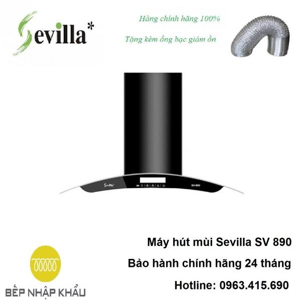 Bảng giá Máy hút mùi Sevilla SV 890 Điện máy Pico