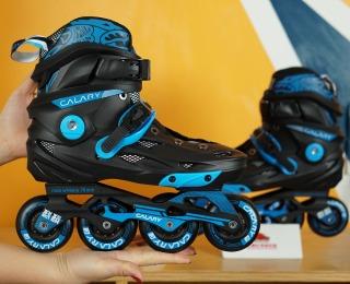 Giày Patin Calary C9 (2 màu) Tặng kèm túi đựng giày thumbnail