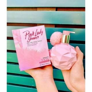 [ Chính Hãng] Sữa tắm xông trắng Pink Lady Qlady, sữa tắm pink lady, sữa tắm thumbnail