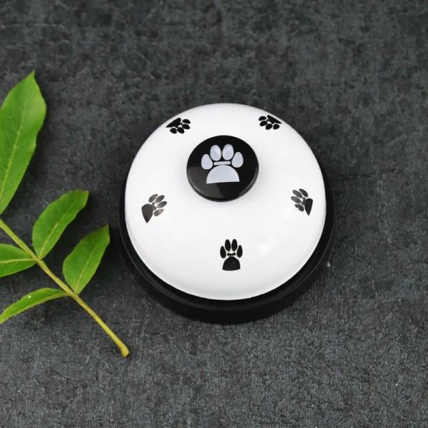 [HCM]Chuông huấn luyện thú cưng - rung chuông xin ăn hoặc xin phép ra ngoài được làm từ chất liệu cao cấp chống mài mòn và chống gỉ bền khi sử dụng