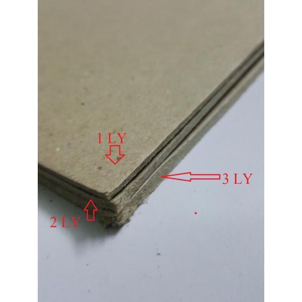 Mua [RẺ VÔ ĐỊCH 5k/Tấm ] Giấy bìa Cứng khổ A4 dày 1.2 mm, 2mm, 3mm làm thủ công, bìa sổ, mô hình