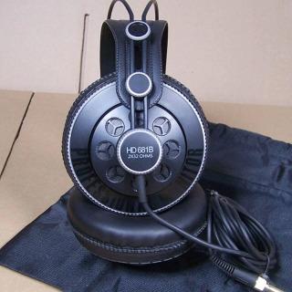 Tai Nghe Kiểm Âm Superlux HD681B Giá Rẻ -Tai nghe chụp tai Superlux HD681B - Headphone Superlux HD681B - Tai Nghe Chống Ồn SUPERLUX HD681B thumbnail