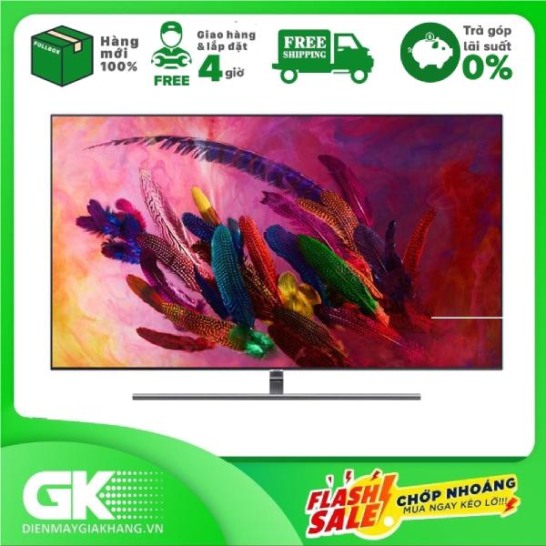 Bảng giá [GIAO HÀNG 2 - 15 NGÀY, TRỄ NHẤT 30.09] [Trả góp 0%]Smart Tivi QLED Samsung 4K 55 inch 55Q7FNA - Bảo hành 2 năm. Giao hàng & lắp đặt trong 4 giờ