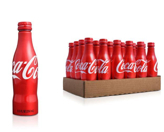 Nước ngọt Coca Cola Aluminum Bottle 251ml