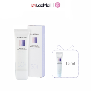 Kem Chống Nắng Banobagi Milk Thistle Repair Sunscreen 50ML (tặng tuýp 15ML) thumbnail
