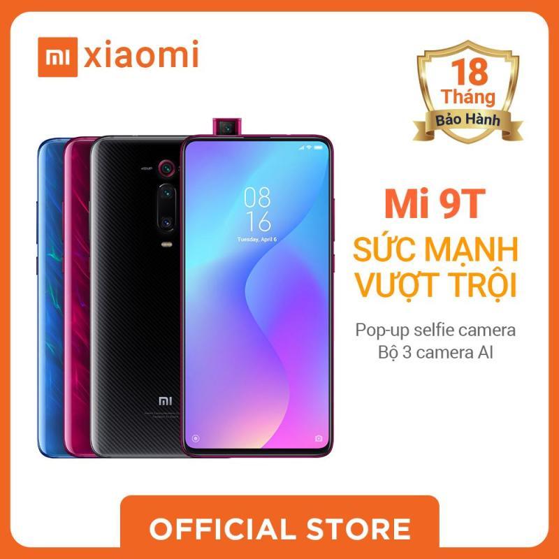 Xiaomi official Điện Thoại  Mi9T 6GB+64GB Đen / sắc lam / Màu đỏ, Bảo hành điện tử 18 tháng