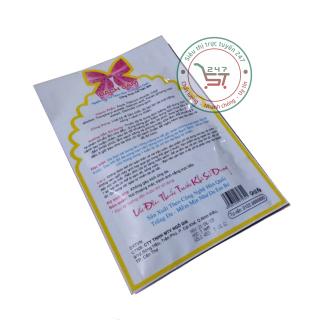 Kem lột nhẹ làm trắng da Bạch sâm - Nhân sâm trắng Hàn Quốc 70ml (Tím) thumbnail