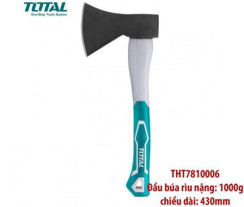 1kg Dụng cụ chặt gỗ Total THT7810006