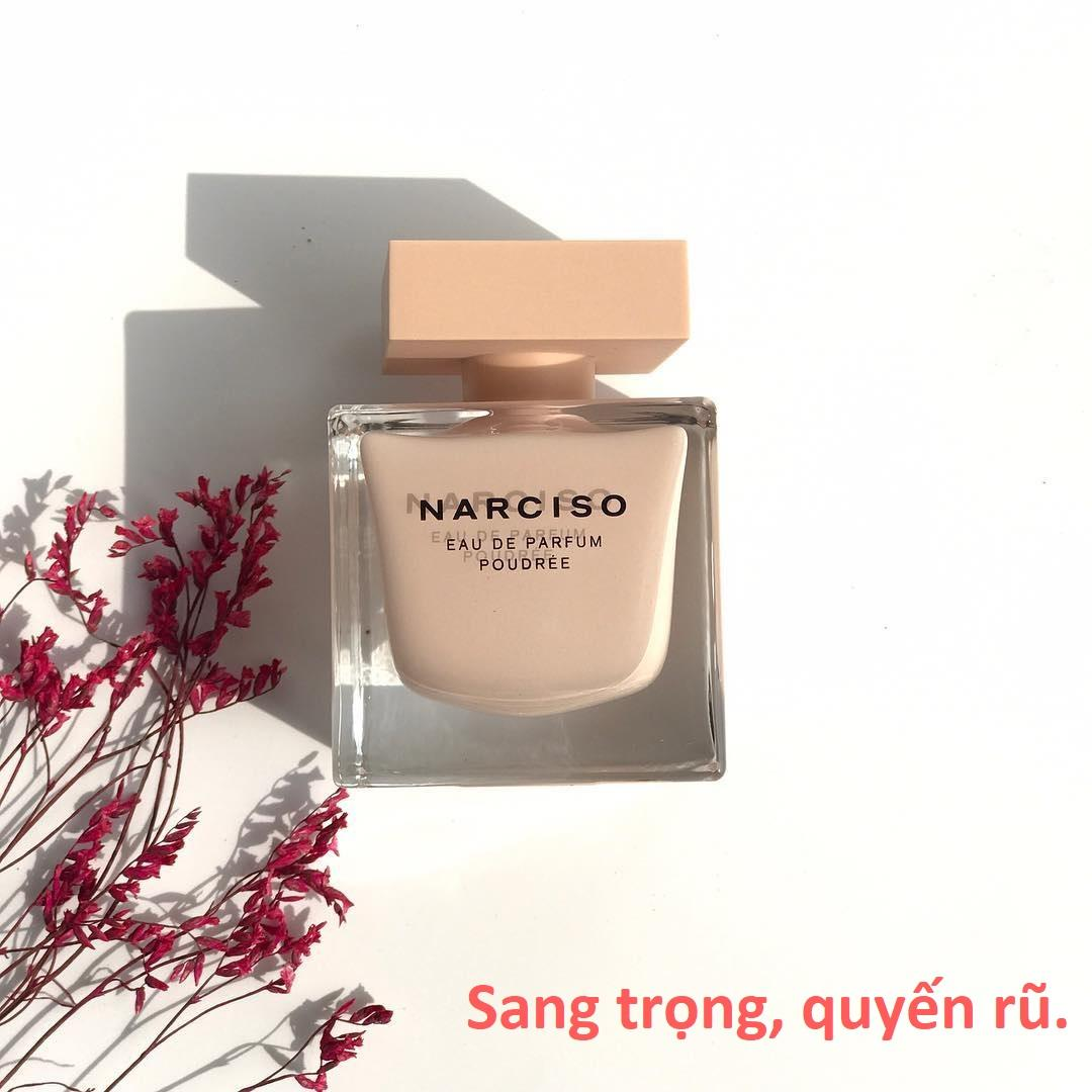 Nước hoa nữ Narciso Poudree Eau De Parfum 90ml tốt nhất