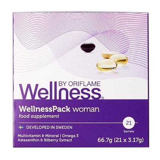 Wellness Nữ Mẫu mới 22791 29696