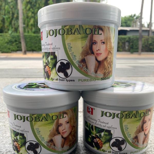 Dầu hấp tinh dầu jojoba 500g