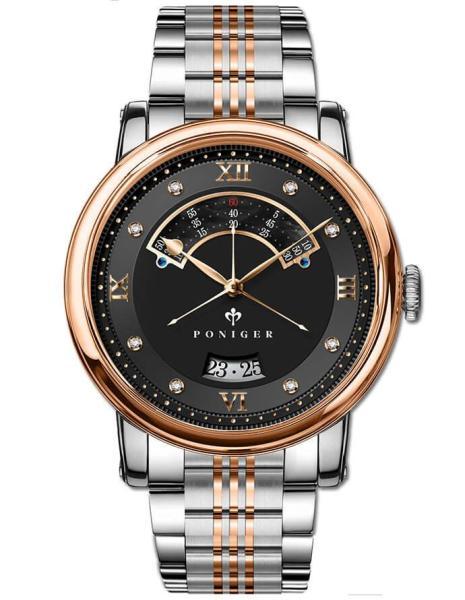 Đồng hồ nam Poniger P16.015-4