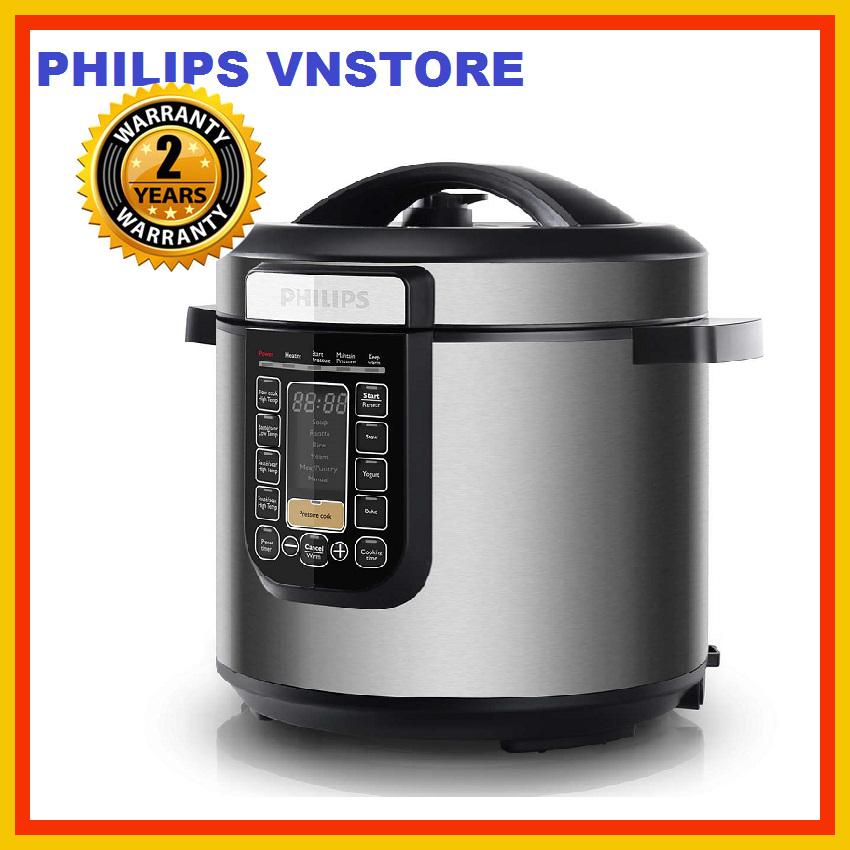 Bảng giá Nồi áp suất điện tử Philips HD2137, giải pháp toàn diện cho các nhu cầu nấu nướng của bạn Điện máy Pico