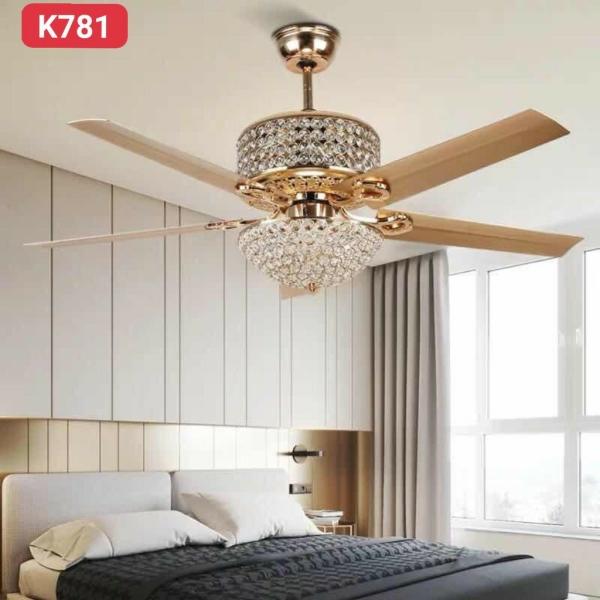[Mã HJ8140] Quạt trần TG 2 chiều tiết kiệm điện năng có chế độ hẹn giờ tắt quạt và hút ẩm mùa đông[ Kèm bóng Led]
