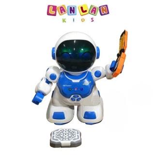 Robot điều khiển từ xa thông minh dành cho bé thumbnail