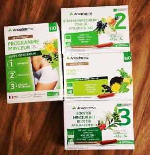 Thải độc giảm cân 3 quá trình ARKOPHARMA PROGRAMME MINCEUR BIO (MẪU MÃ MỚI) thumbnail