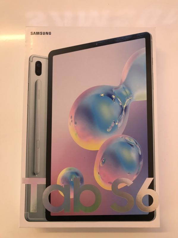 Máy Tính Bảng Samsung Galaxy Tab S6 - Hãng Phân Phối Chính Thức chính hãng