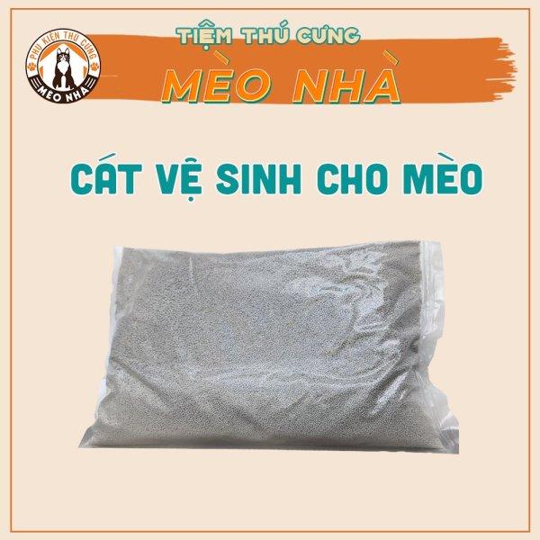 Cát vệ sinh cho mèo hàng việt nam 5kg