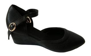 Giày Búp Bê Nữ Da Bò BIGBEN Cao Cấp BB3 thumbnail