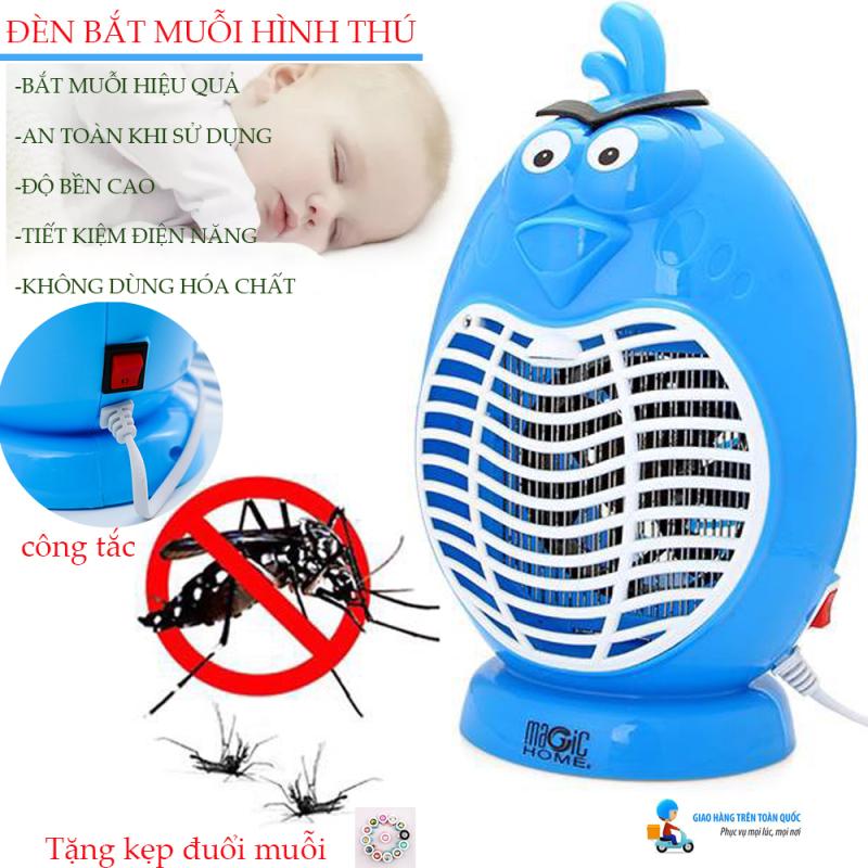 Đèn hút muỗi,Máy Hút Muỗi Bằng Đèn,bắt muỗi hiệu quả an toàn có độ bền cao Tiết kiệm điện năng,tặng kẹp đuổi muỗi cho bé.