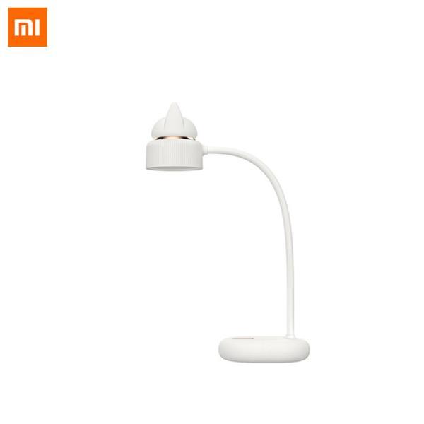 Xiaomi Ecological Chain Uareliffe Đèn bàn LED thông minh có thể gấp điều chỉnh được 3 chế độ thiết kế hình tai mèo dùng để làm đèn ngủ/ đèn đọc sách tại nhà có thể sạc lại - INTL