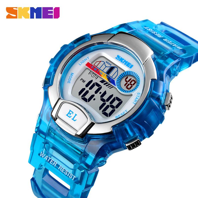 Đồng hồ trẻ em bé trai SKMEI 1450 Chống Nước 50M Có Đồng Hồ Đếm Ngược bán chạy