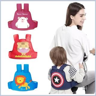 Dây đai an toàn ngồi xe máy trẻ em, Đai đi xe máy an toàn cho bé, Đai Xe Máy 2 Tư Thế Ngồi Trước Và Sau - Thiết kế ngộ nghĩnh dễ thương dành cho bé yêu - Giao màu ngẫu nhiên hoặc chat với shop để chọn được màu ưng ý nhất ạ thumbnail